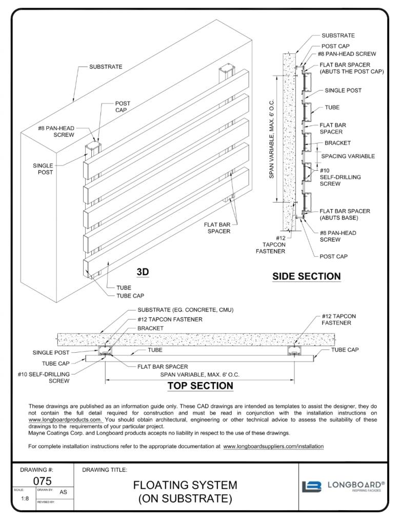 D-075 Floating System